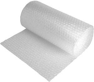 large roll of bubblewrap