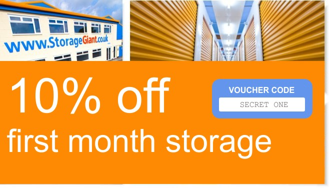 storage discount voucher