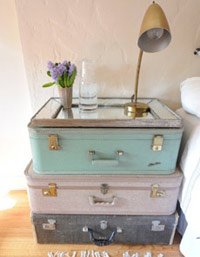 Vintage Storage Suitcase | Luggage And Suitcases