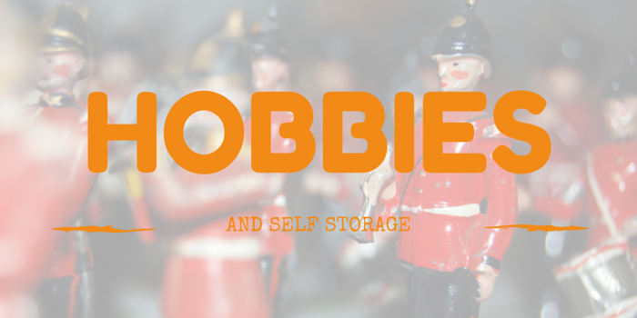 hobbies and self storage blog header image