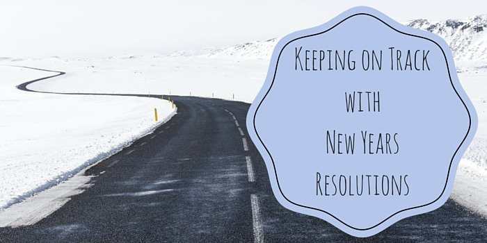 new years resolutions blog header image