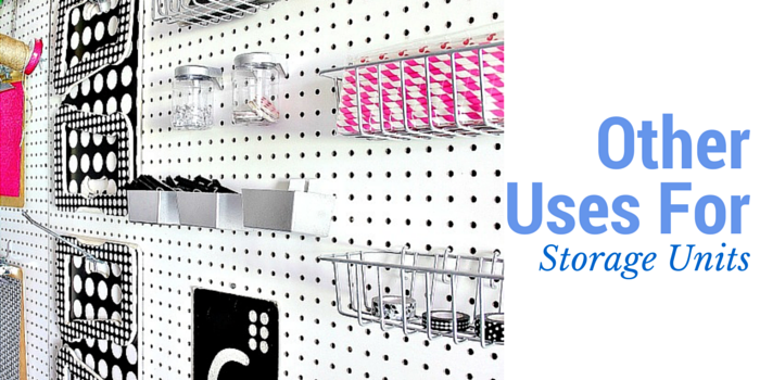 other uses for storage units blog header image