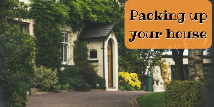 packing up your house blog header image