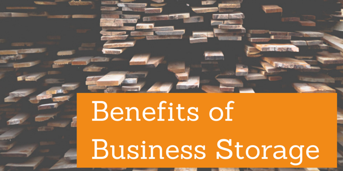 benefits of business storage blog header image