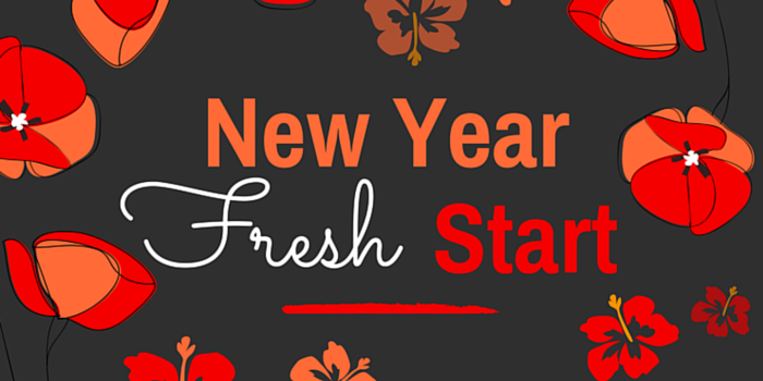 new year fresh start blog header image