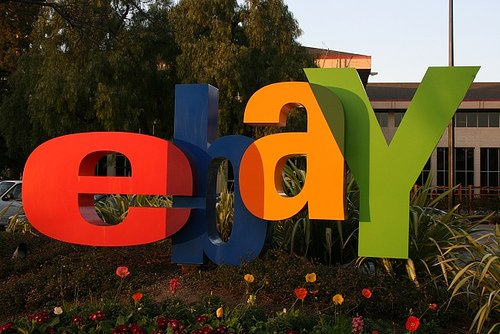 ebay sign in bushes