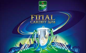 rugby final in cardiff logo