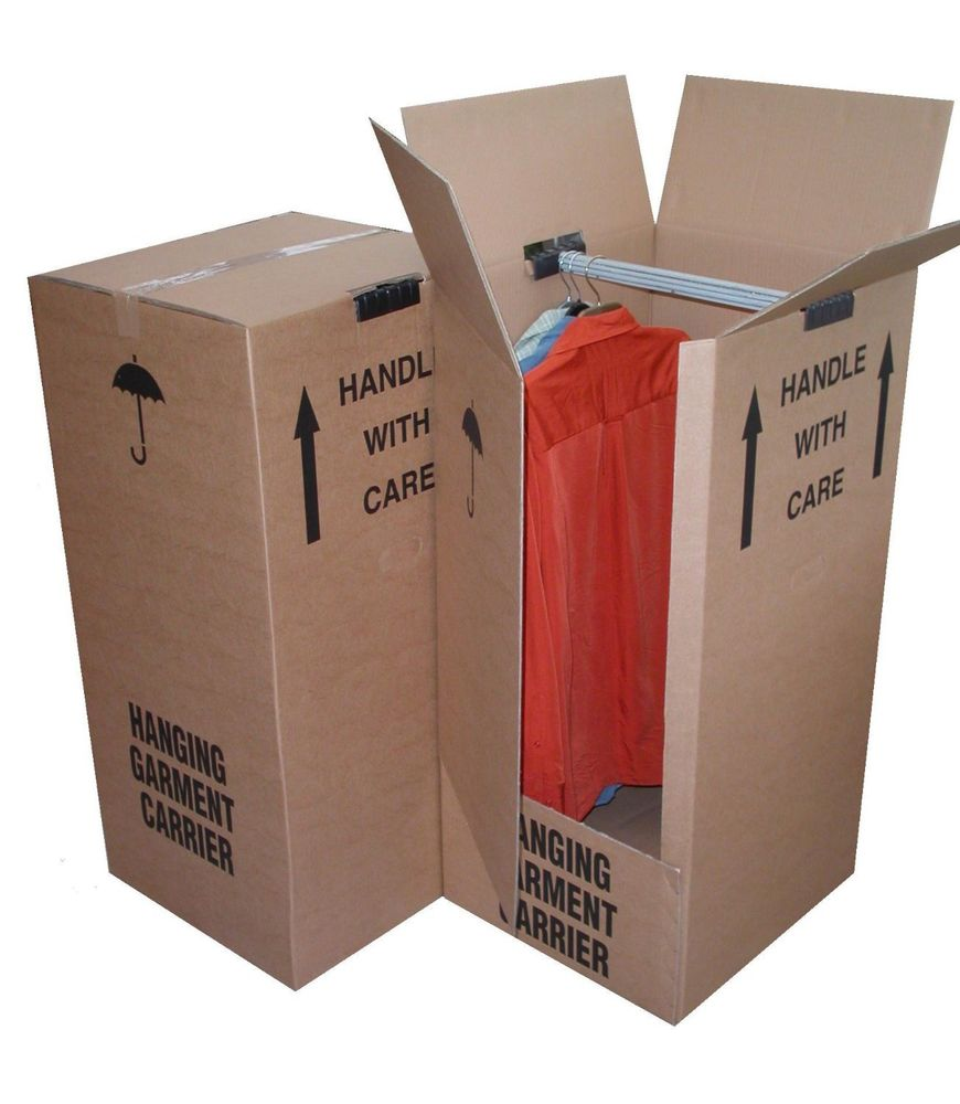 hanging garment carrier example